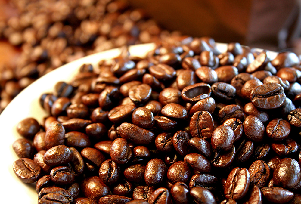 Low Acidic coffee beans