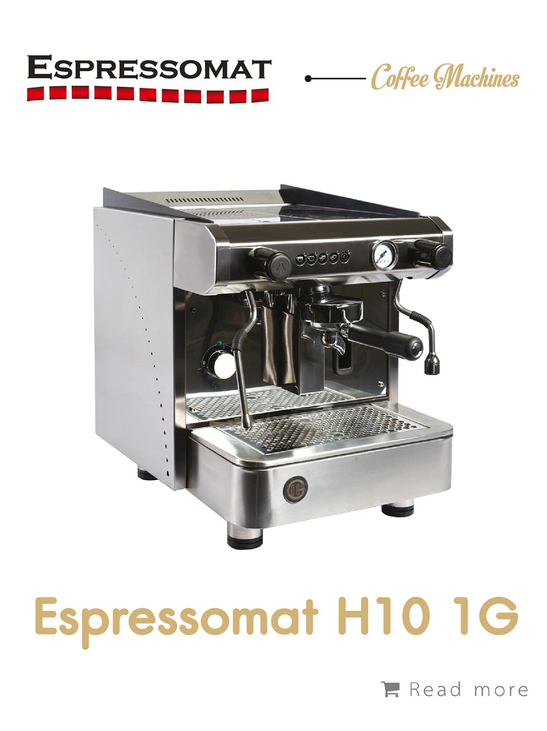 เครื่องชงกาแฟ ESPRESSOMAT H10 1G,เครื่องชงกาแฟ, เรียนชงกาแฟ, สอนชงกาแฟ, อุปกรณ์ร้านกาแฟ, กาแฟคั่ว, ซ่อมเครื่องชงกาแฟ, ขายเครื่องชงกาแฟ, จำหน่ายเมล็ดกาแฟคั่ว, ขายเมล็ดกาแฟคั่ว, จำหน่ายเมล็ดกาแฟสาร, ขายเมล็ดกาแฟสาร, เมล็ดกาแฟคั่ว, เมล็ดกาแฟสาร, อุปกรณ์สำหรับเปิดร้านกาแฟ , เปิดสอนฝึกอบรมการชงกาแฟที่ถูกต้อง , รับจ้างโปรเซสกาแฟ, คั่วกาแฟด้วยเครื่องจักรอันทันสมัย